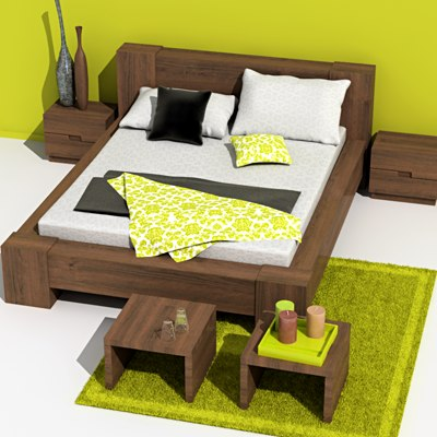 max bedroom lime