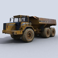 Articulated Dump Truck 1