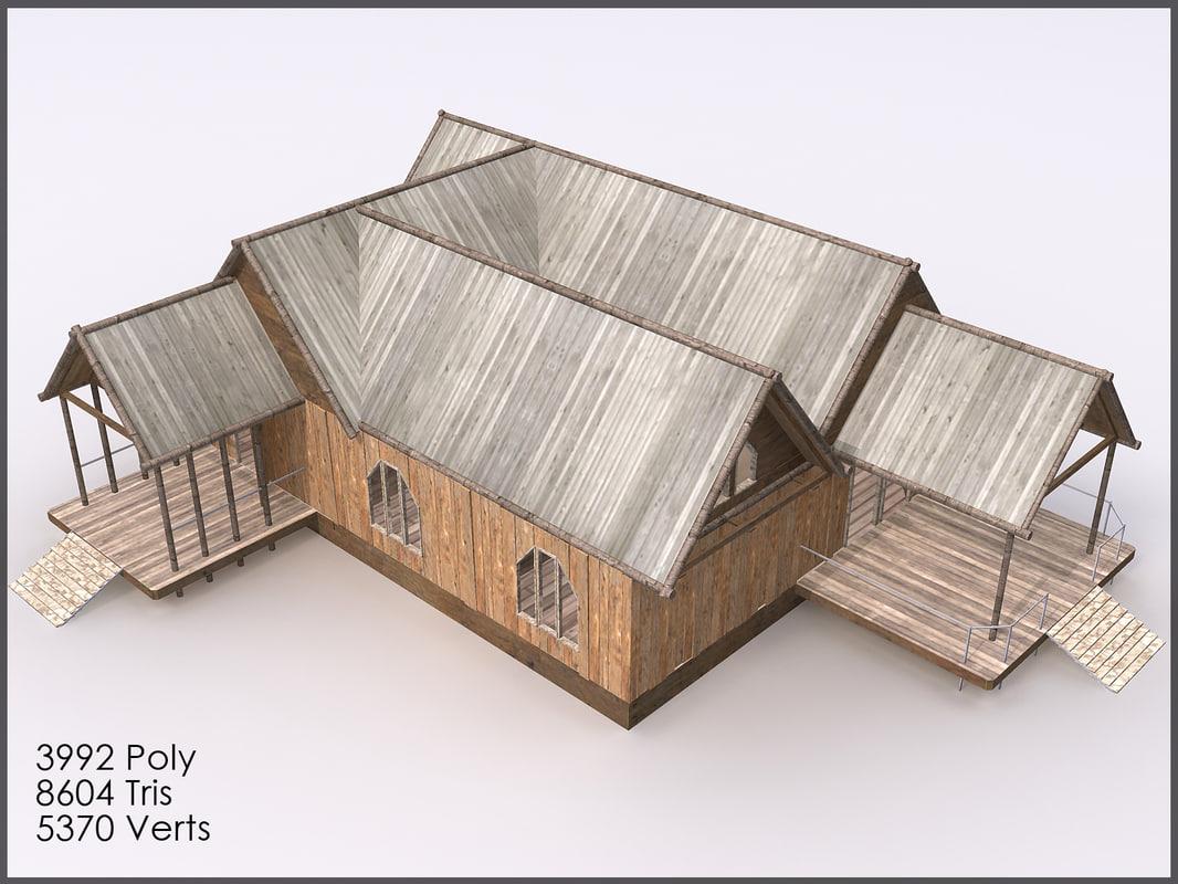 cottage interiors max