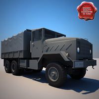 M923 A1 Cargo Truck V2