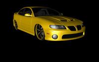 3d model pontiac gto