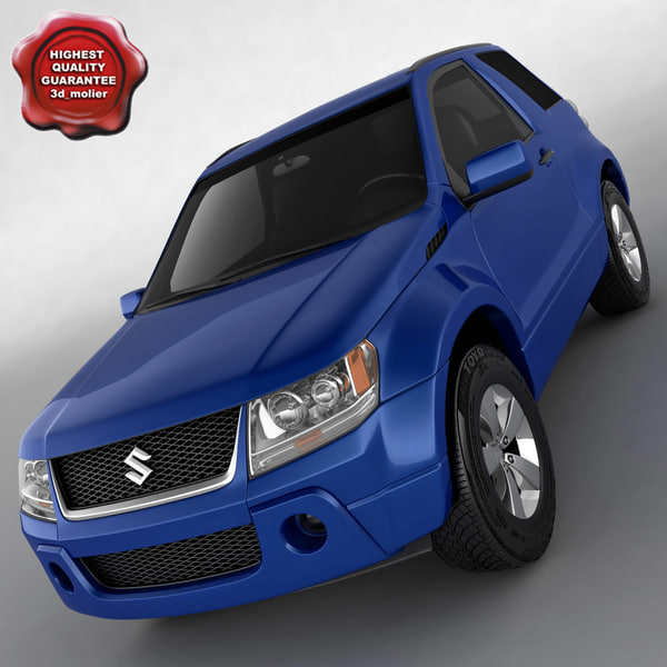 suzuki grand vitara 3ds