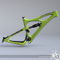 bike frame mojo hd 3ds