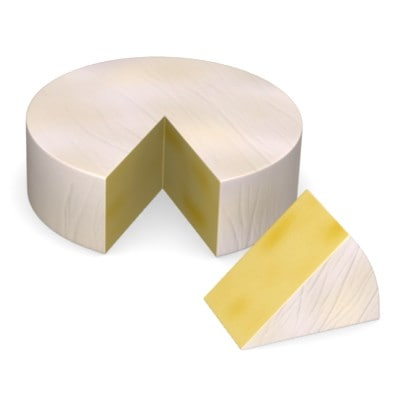 3d cheese model