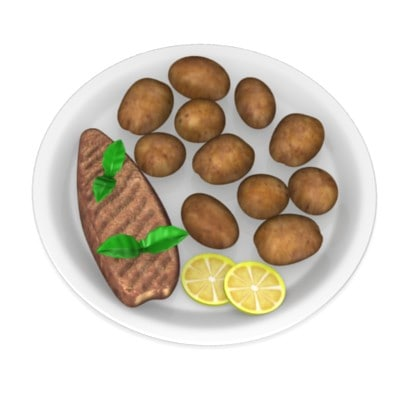 maya potatoes food