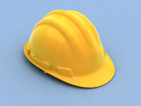 safety helmet safe 3d model