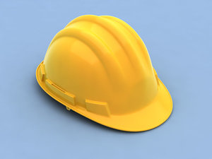 safety helmet safe 3d model