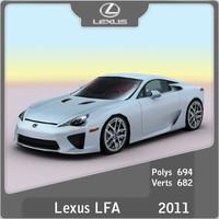 lwo 2011 lexus lfa