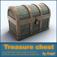 Treasure chest empty