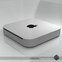 3d model mini computer