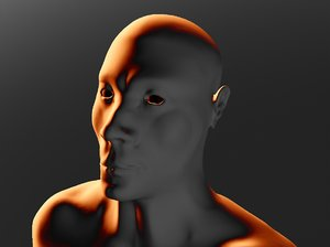 head anatomy jace bust obj