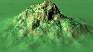 3d max terrain morph targets landscape