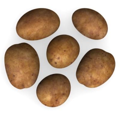 potatoes 3ds