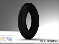 tire 24 3d model