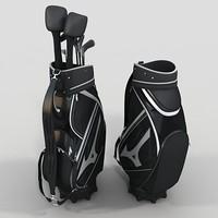 Golf Bag 02