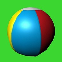free ma mode beach ball