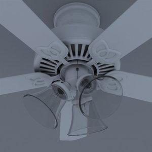 obj ceiling fan