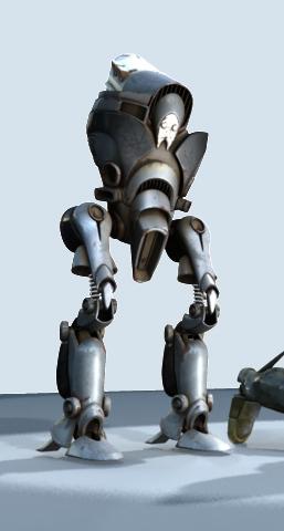maya robot rigged