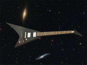 free max model jackson rr guitar