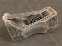 tape dispenser adhesive ige