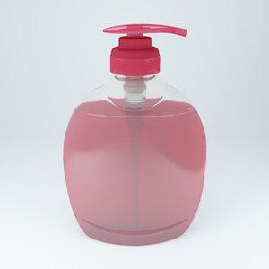 soap dispenser palmolive 3ds