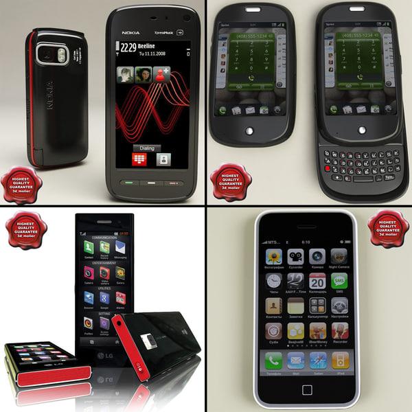 3d phones v2 model