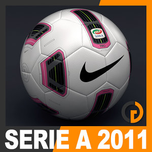 2010 2011 serie match 3d dxf
