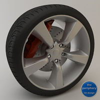 sport wheel 3ds