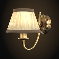 baga 662 traditional country classic sconce wall lamp