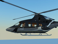 Bell 430 Corporate Helicopter