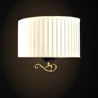corte zari modern sconce wall lamp