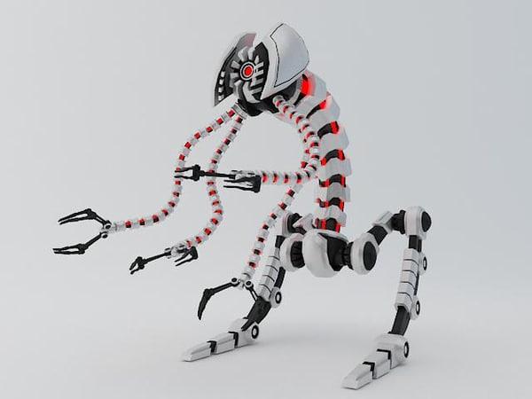 robot flr-150 max