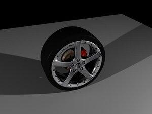 poligon rim 3ds free