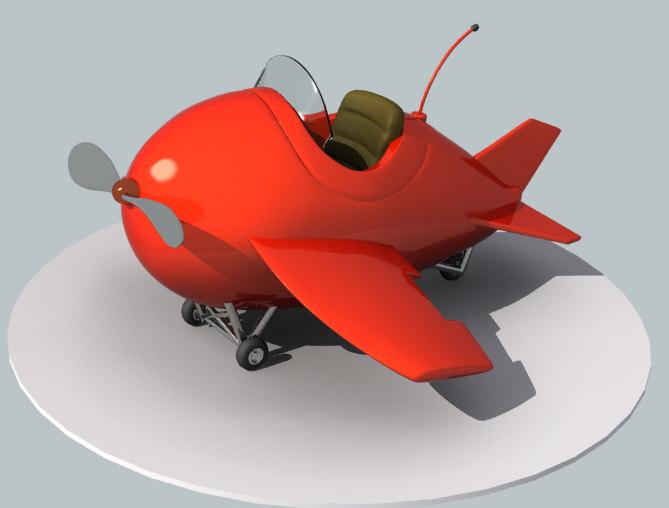 plane airplane cartoon ma