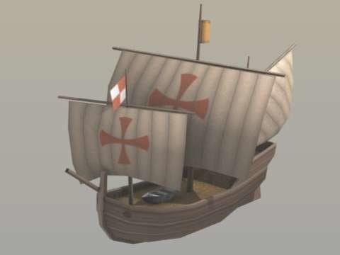 blender ship games