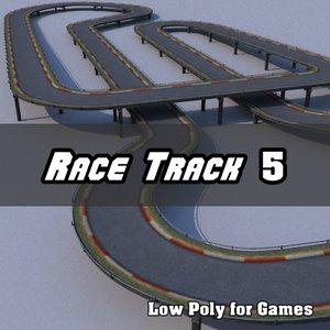 maya race track
