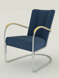 gispen chair 3ds