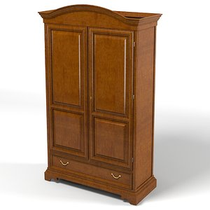 selva bedroom armoire 3d max
