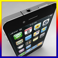 Low cost High Def Iphone 4G Black and  White1