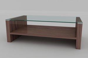 table viva 3d model
