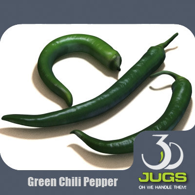green chili pepper max