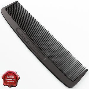 comb v3 3d model