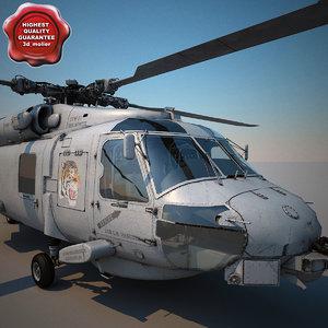 maya sikorsky sh-60 seahawk