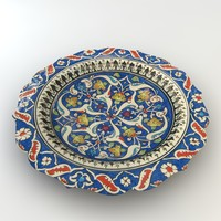 Traditional Hand Made Ornament Bowl 6