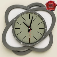 lightwave wall clock v2