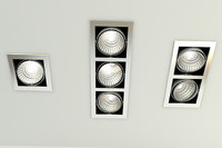 Brilux Lavio S1 S2 S3 set, ceiling lamp