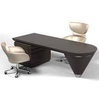 giorgetti modern contemporary 3d max