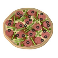 3ds pizza