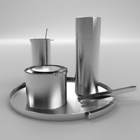 arne jacobsen serving set max