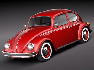 max volkswagen beetle bug 1980